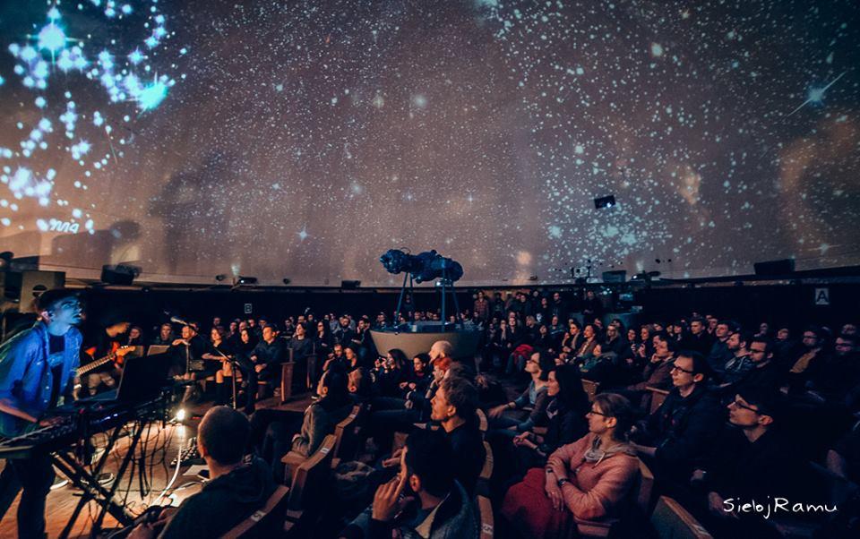 Planetariumas, Vilnius, Lithuania. Foto: Sieloj Ramu, ARTI photography, Vilnius
